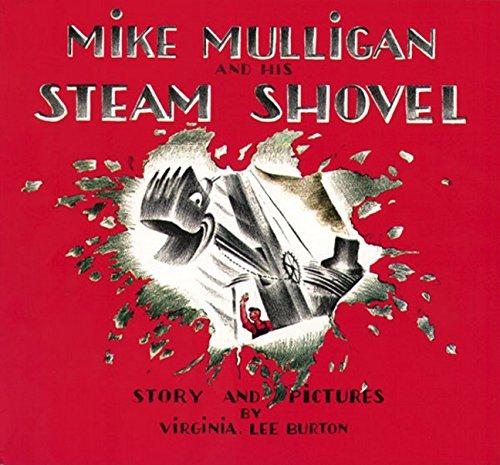 Mike Mulligan and His Steam Shovel (Sandpiper Books)の詳細を見る