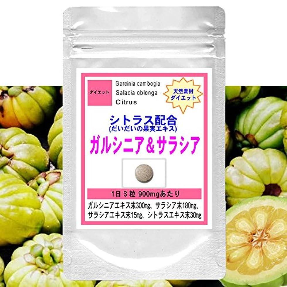 トランザクション効能ある色合いガルシニア&サラシア (3ヶ月分270粒)