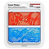 New Nintendo 3DS Cover Plate No. 40 - Pokemon Omega Ruby and Alpha Sapphire by Nintendo [並行輸入品]