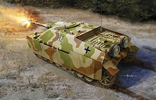 DR6843 1/35 WW.II ドイツ軍 Sd.Kfz.162 IV号駆逐戦車 A-0 (スマートキット)