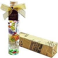 ハーバリウム Tropical Color (トロピカル カラー) サマー Ver. 1本箱入 プレゼント に最適です