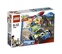 LEGO brand Toy Story Woody and Buzz Rescue (7590) by LEGO [並行輸入品]