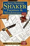 Shop Drawings of Shaker Furniture & Woodenware