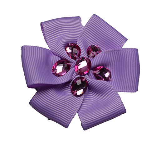 Ribbon Flower Lavender