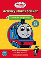 Thomas Helps Out: Activity Maths Sticker (Thomas & Friends)
