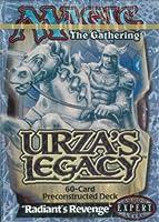 MTG マジックザギャザリング 英語版 URZA'S LEGACY 構築済みデッキ(4種類のうち1パック)
