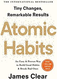 Atomic Habits: the life-changing million-copy #1 bestseller