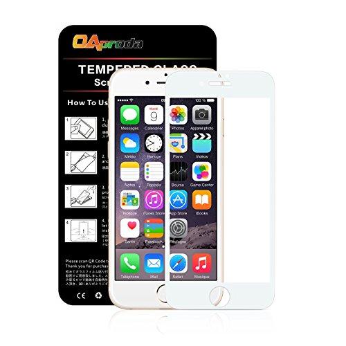 OAproda iPhone 6plus/6s plus 全面3D保護フィルム液晶強化ガラス 日本旭硝子素材AGC 3Dtouch ラウンドエッ...