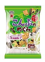 こんぶのめぐみ 64g×12袋 越後製菓 米菓