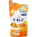 ビオレu シャキッとオレンジの香り つめかえ用