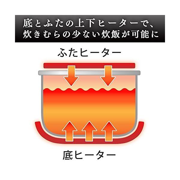 アイリスオーヤマ 炊飯器 マイコン式 1升 ...の紹介画像10