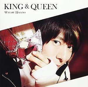 劇場版「Dance with Devils-Fortuna-」 主題歌 「KING & QUEEN」 *CD+DVD