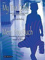 My Trio Book / Mein Trio-Buch: Suzuki Violin School, Arranged for Three Violins / Die Musikstucke Der Suzuki-Violinschule, Arrangiert Fur Drei Geigen