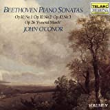 Beethoven: Piano Sonatas Vol. 5 by John O'Conor (1990-08-22) 画像