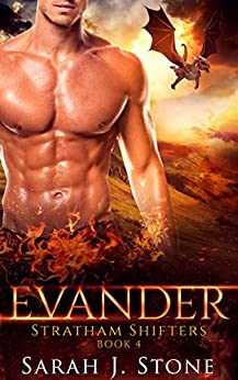 Evander (Stratham Shifters Book 4) by [J. Stone, Sarah]