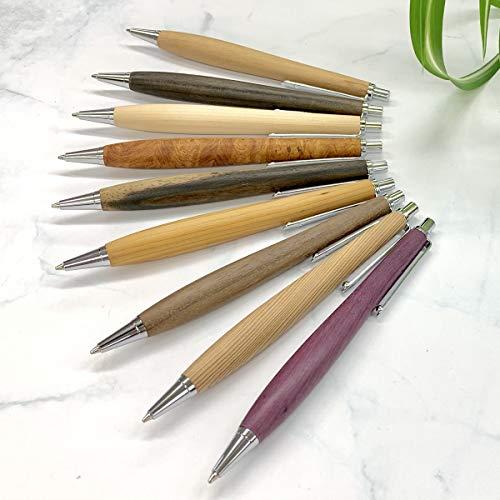 luminio(ルミニーオ)『職人さんによる手作り木製シャーペン』