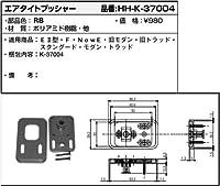 エアタイトプッシャー(HHK3-7004) [RB]ラフォレスタブロンズ