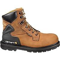 (カーハート) Carhartt メンズ シューズ・靴 ブーツ Bison 6'' Safety Toe Waterproof Work Boots [並行輸入品]