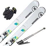 ROSSIGNOL 16-17 UNIQUE 156cm スキー4点