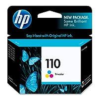 HP 110 (CB304AN#140) Tri-color Ink Cartridge by HP [並行輸入品]