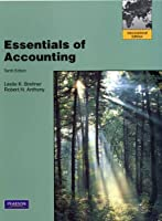 Essentials of Accounting. (Reversible Edition)