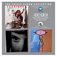 Triple Album Collection by Foreigner (2012-08-03)