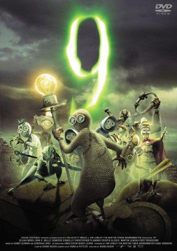 9<ナイン>~9番目の奇妙な人形~ スタンダード・エディション [DVD]の詳細を見る