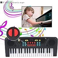 教育玩具、elevin ( TM )新しいファッション31キーデジタル音楽電子キーボードキーボードギフトElectricピアノギフト