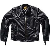 カドヤ(KADOYA) K'S PRODUCT バイク用ジャケット MR-1 ブラック LL NO.6227