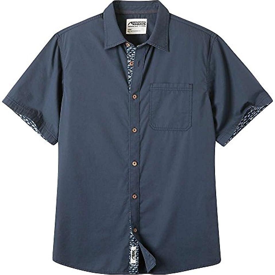 開梱まだラバ[マウンテンカーキス] メンズ シャツ Mountain Khakis Men's Cottonwood SS Shir [並行輸入品]