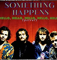 Hello Hello Hello Hello Hello - Something Happens 12""