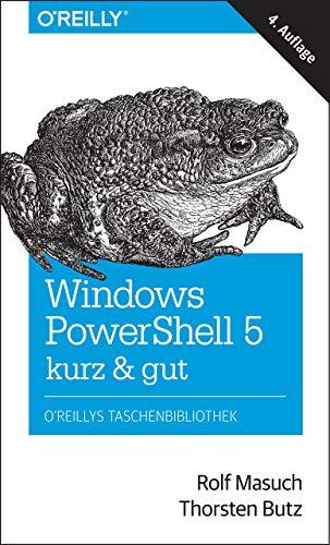 Download Windows PowerShell 5 - kurz & gut 3960090277