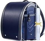 【Coulomb・クーロン・技術型】2018年度デザイン男の子向けランドセル school bag 6年品質保証付き (110 NB)
