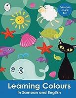 Learning Colours in Samoan and English (Tui Language Books)