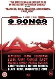 9 Songs [DVD] by Kieran O'Brien