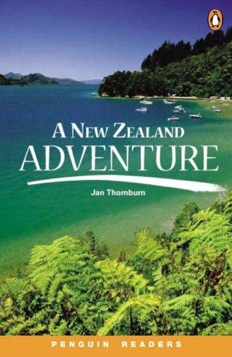 *NEW ZEALAND ADVENTURE     PGRN ES (Penguin Readers (Graded Readers))の詳細を見る