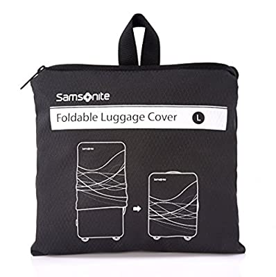 Samsonite Foldable Luggage Cover - Large Travel Accessory