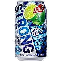 キリン 氷結ストロング ライム 缶 350ml×24本