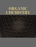 """Organic Chemistry: Hexagonal Graph Honeycomb Paper Notebook, 180 pages, 8.5""""x11"""""""