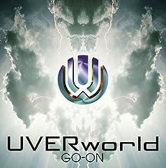UVERworld「GO-ON」のCDジャケット