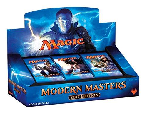 Modern Masters(2017 Edition) 英語 ブースターボックス モダンマスターズ マジック:ザ・ギャザリング