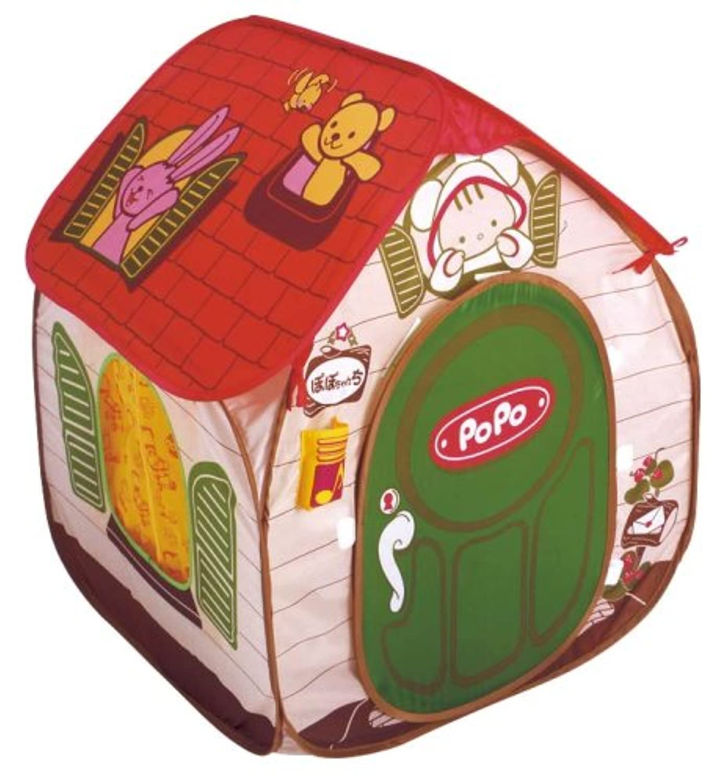 ぽぽちゃん お道具 ピンポーン!付きぽぽちゃん家