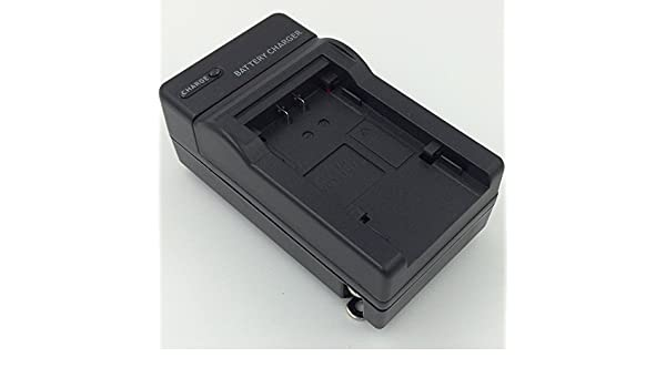 HZQDLN Portable AC BN-VG121U Battery Charger for JVC Everio GZ-HM300BU GZ-HM340BU GZ-HD500BU GZ-HM550BU
