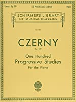 100 Progressive Studies Without Octaves For The Piano: Op. 139 (Schirmer's Library of Musical Classics)