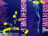ヴァージ・オブ・ラヴ/VERGE OF LOVE 武道館ライヴ Vol.1[VHS]