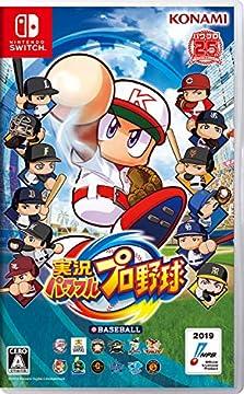 実況パワフルプロ野球【初回限定特典】限定amiiboカード(パワプロくん)同梱 - Switch