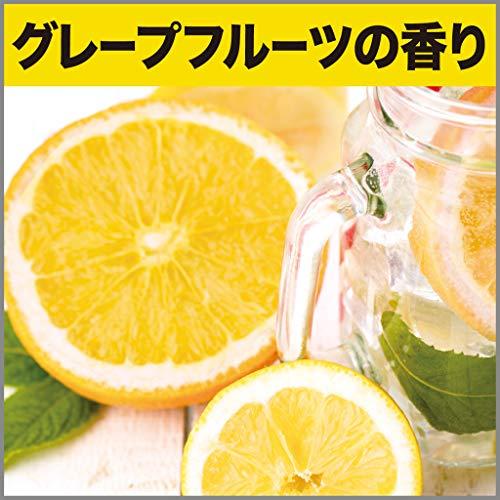 『【まとめ買い】 トイレの消臭力スプレー 消臭芳香剤 トイレ用 トイレ グレープフルーツの香り 330ml×3個』の7枚目の画像