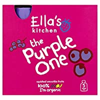 Ella's Kitchen - Smoothies - The Purple One - 5x90g