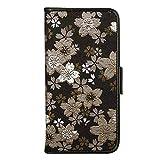 (カメオジャパン)CAMEO JAPAN 金襴iPhone6/6S手帳型ケース 和柄 和風 スマホケース アイフォン D柄 FREE