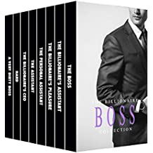 The Billionaire Boss Collection